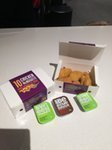 Image of McDonald's nuggets
